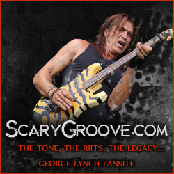 ScaryGroove.com Banner
